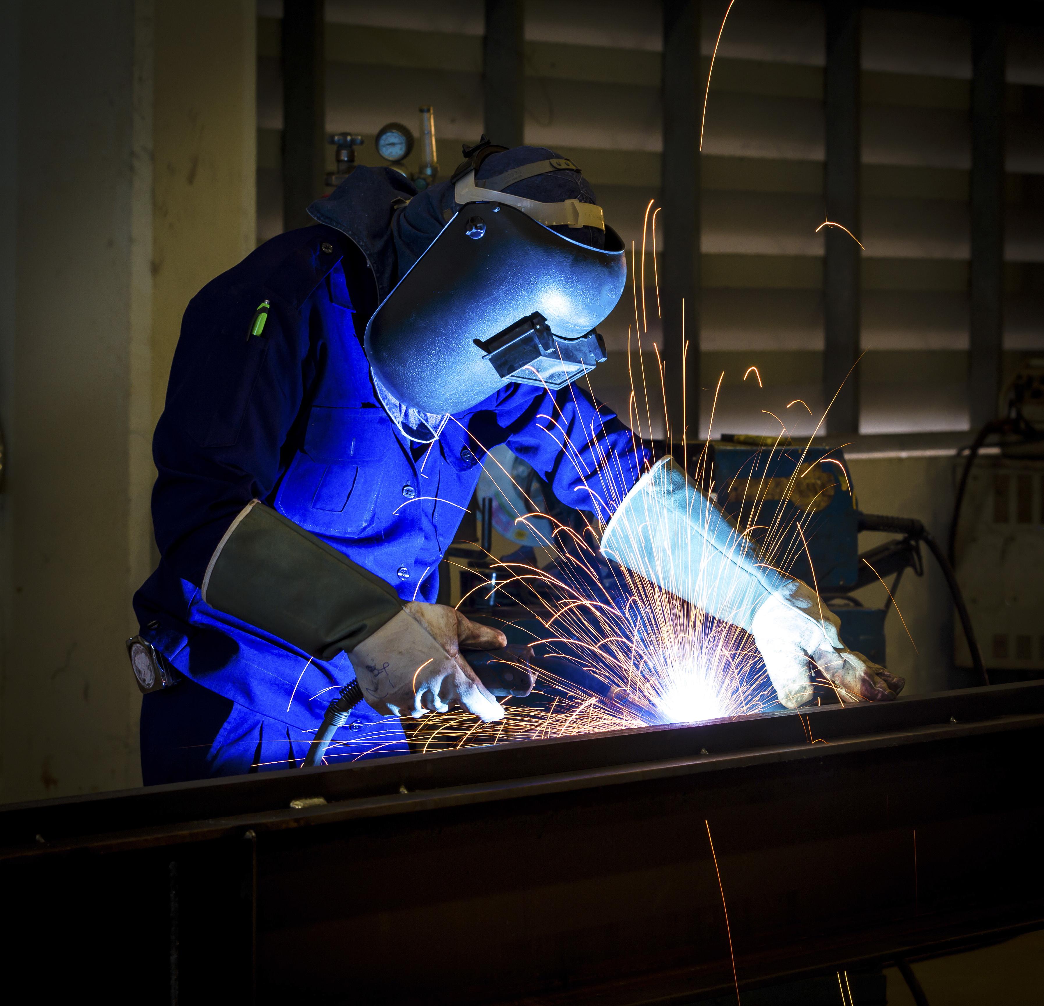 Профессии связаны с металлом